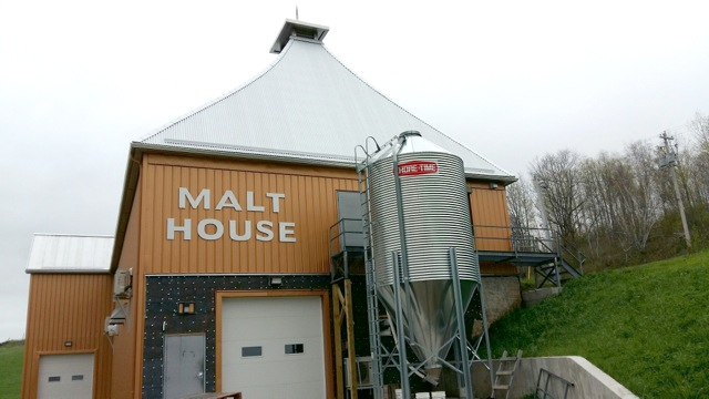 Malt House sign